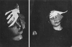 Phenomena of Materialisation by Baron Albert Von Schrenck Notzing, Fig. Author's flashlight photographs of February Spirit Photography, Ghost Hauntings, Francis Bacon, Dark Souls, Trending Topics, Dracula, Creepy, Horror, Author