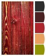 Colors for wood grain faux finish
