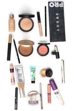 Capsule Makeup Kit