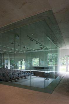 Zollverein School of Management and Design, SANAA. Essen, Germany, 2006.