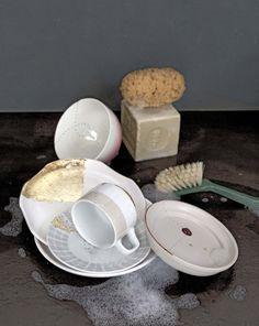 Afwassen van servies