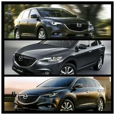Check out the All New full sized #SUV #Mazda #CX9 // We like the #KODO element into the design theme. With a #MZI 3.7 liter #V6 engine // #6speed transmission // Plenty of #zoomzoom // @MazdaUSA @MazdaAus - @mazdamovement- #webstagram