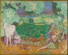 """PHOTOS. """"Pierre Bonnard: peindre l'Arcadie"""" au musée d'Orsay"""