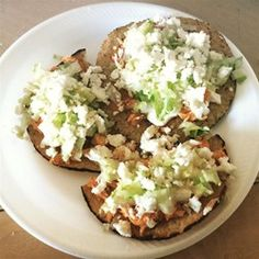 Chicken Tinga Tostados Allrecipes.com
