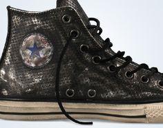 Star Varvatos Snakeskin Leather 1 04 John Varvatos X Converse Chuck