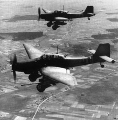 Stuka, armed with 37mm cannon