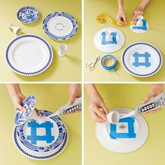 dessert table DIY tutorial