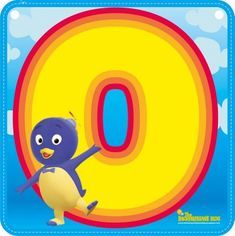 Backyardigans - O Alphabet And Numbers, Alphabet Fonts, Baby Birthday, Tweety, Letters, Poster, Fictional Characters, Ben 10, Everton