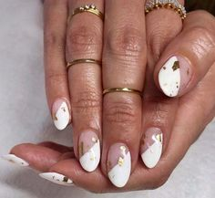 Dip Manicure, French Manicure Nails, Manicure Colors, Nail Colors, Gel Nails, Gel Manicure Designs, Nail Polish, Manicures, Chic Nails