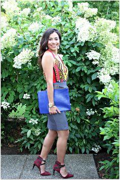 Stitch Fix Style, Pencil Skirt Outfit, Stitch Fix Remix