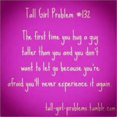 tall girl problems - Bing Images