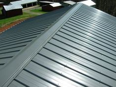 Looking For A New Roof? Here Are The Tips – Useful Roofing Tips - Scientific. Mobile Home Roof, Mobile Home Repair, Metal Roof Vents, Small Cottage Plans, Roofing Logo, Metal Roof Installation, Garage Roof, Fibreglass Roof, Shed Design
