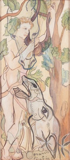 Francis Picabia (1879-1953)  Transparence