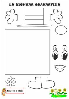 Preschool Concepts in February - Fashion Clothing 2019 Toddler Classroom, School Classroom, Classroom Decor, Classroom Attendance, Shapes Worksheets, Shape Crafts, Daycare Crafts, Kindergarten Math, Kids Education