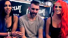 BUTCHER BABIES: 'If Someone Wants To Judge Us Screw Them' BUTCHER BABIES: 'If Someone Wants To Judge Us Screw Them'         Franck Védrines  of  A.B.D.P. Editions  conducted an interview wih  BUTCHER BABIES  members  Carla Harvey  (vocals)  Henry Flury  (guitar) and  Heidi Shepherd  (vocals) at this year's  Hellfest  which was held in June in Clisson France. You can now watch the chat below. A couple of excerpts follow (transcribed by  BLABBERMOUTH.NET ).        On how they would describe…