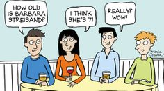 Dinner Parties: Before and After Smartphones