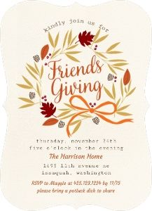 friendsgiving invite free crate barrel online crafty things