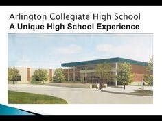 ▶ Arlington Collegiate High School Parent Information - YouTube