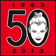 Eva Kant in mostra: 50 anni da complice #video #intervista #diabolik #sugarpulp