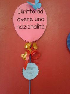 Festa dei diritti dei bambini. By Giusi Prestia