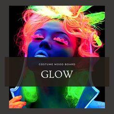 Glow, Costumes, Makeup, Make Up, Dress Up Clothes, Fancy Dress, Beauty Makeup, Sparkle, Bronzer Makeup