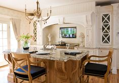 Kitchens kitchen updates and cabinets on pinterest for Www traditionalhome com