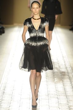Christophe Josse Fall Couture 2012 - Runway, Fashion Week, Reviews and Slideshows - WWD.com