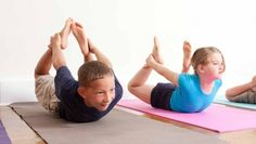 Kids - Strengthening Core Muscles - for Ben