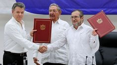 Colombian government to sign a new peace deal with FARC rebels - Gemssblog