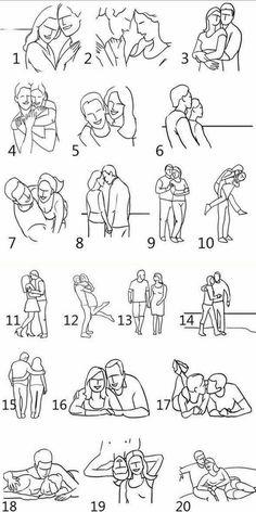 Pose parejas