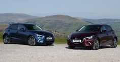 Revised Mazda 2 Adds More Value With Limited Tech Edition In The UK #Mazda #Mazda2