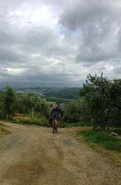 Bike the famous Via Francigena in Tuscany! www.blog.culture-routes.lu/549/