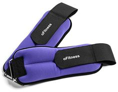 Ankle Weights - PREMIUM GRADE - 6 Pound Set - Adjustable Ankle And Wrist Cuffs - Highest Possible Quality - Comfort Fit - Toning Sculpting Defining - Full Body Workout - Try Them Today & See The Amazing Results They Can Bring - 90 Day Risk Free Guarantee oFitness http://www.amazon.com/dp/B00U4GLAMW/ref=cm_sw_r_pi_dp_nx.9vb1GC8ZED