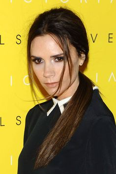 Does Victoria Beckham ever look anything less than perfect?!