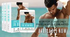 You've been warned—once you start reading you won't be able to stop…so clear your life and REWIND. LOST IN REWIND: The Complete Series by Tali Alexander is NOW ONLY $0.99 and FREE on Kindle U…