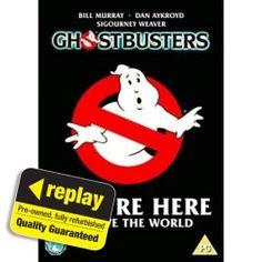 Perfect Halloween Movie to watch with my boys Halloween Movies To Watch, Ghostbusters 1984, Bill Murray, Halloween Goodies, Replay, Boys, Baby Boys, Senior Boys, Sons