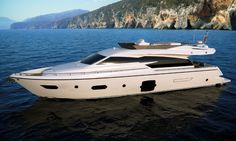 Ferretti Yachts 750 Pre
