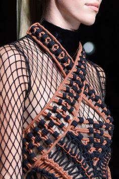 forlikeminded:    Balmain - Paris Fashion Week / Spring 2016