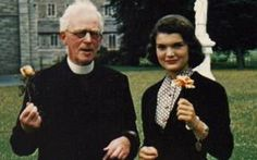 She's is so amazing. Her letters to an Irish preist about faith and her love for JFK.
