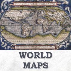 38 лучших изображений доски World Maps