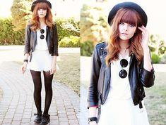 lentes outfit