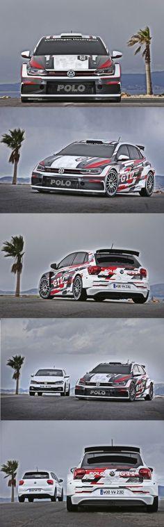 VW Polo GTI R5 Vw, Polo, Sports, Cars, Cool Cars, Hs Sports, Polos, Sport, Tee