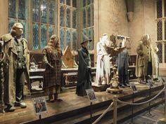Aine's Wardrobe: The Making Of Harry Potter | Warner Bros. Studios