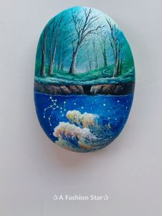 8 Best Rock Painting Ideas That Will Catch Your Eye – Pretty Art For Home Decor Rock can also be a work of art and it is a very good ornament. In modern rock art, it has gradually become a trend of new art Arts Rocks Pebble Painting, Pebble Art, Stone Painting, Bel Art, Art Rupestre, Art Pierre, Rock Painting Designs, Hand Painted Rocks, Painting Videos