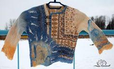 """Детские рубашки """"Ванечка"""" и """"Скоморох"""" - батист,волокна бамбука,бисер"""