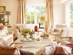 adelaparvu.com despre casa romantica in tonuri pastelate, casa Spania, design interior Isabel Flores, Foto ElMueble (39)