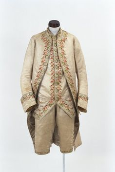 noplaceforsanity: Suit (frock coat, waistcoat,... - The Essence Of Frenchness
