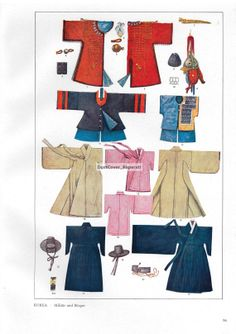 two Costume Pattern and Design Book Plates  by DustCoverPaperati, $8.00