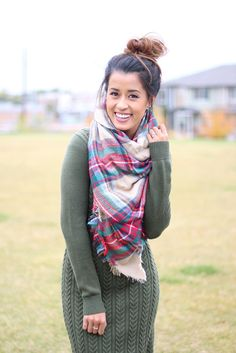 Blanket Scarf Alert! Get One Free with purchase of 1 blanket scarf at Stylegirl Boutique