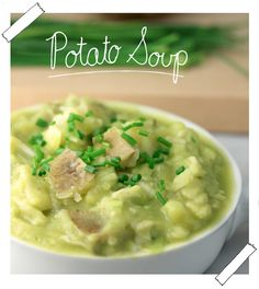 Potato Soup | 30 Delicious Vegan Meals You Can Make In Under 30 Minutes